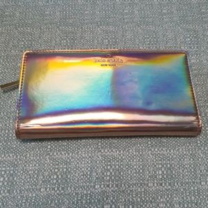 Rainer Lane Stacey Wallet iridescent rose gold